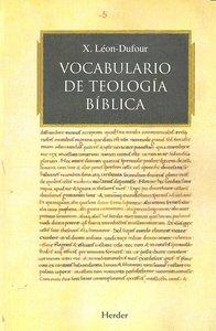 Vocabulario de teologia biblica rtca ne