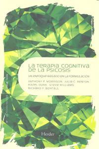 Terapia cognitiva de la psicosis,la