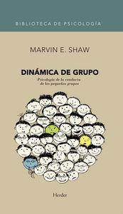 Dinamica de  grupo  biblioteca de psicologia