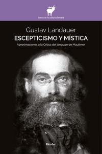 Escepticismo y mistica