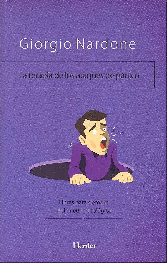 Terapia de los ataques de panico,la