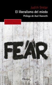 Liberalismo del miedo, el