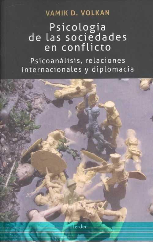 Psicologia de las sociedades en conflicto