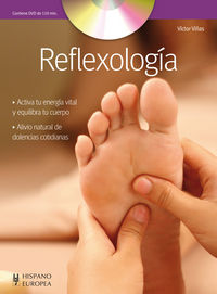 Reflexologia (+dvd)