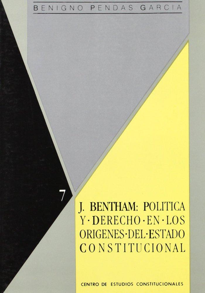 Politica y derecho en los origenes del estado constitucional