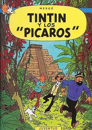 Tintin y los picaros(c)