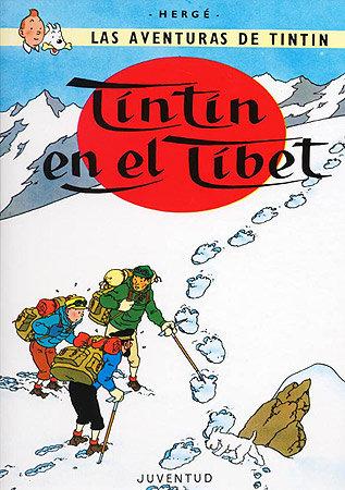 Tintin en el tibet(c)