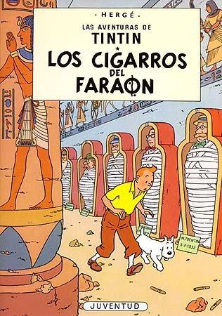 Cigarros del faraon