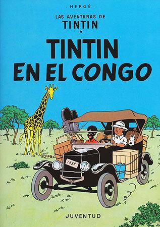 Tintin en el congo (c)