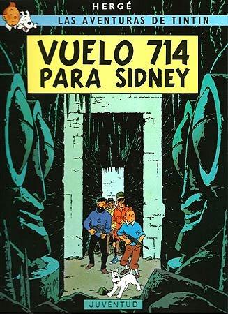 Vuelo 714 para sidney(c)