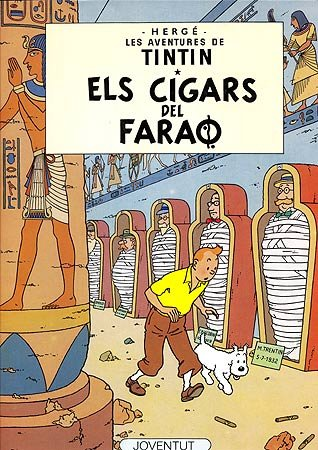 Els cigars del farao