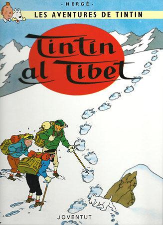 Tintin al tibet   -catala-