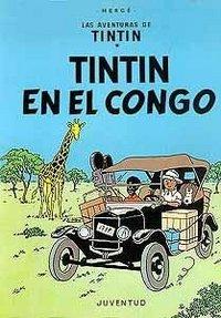 Tintin en el congo rustica