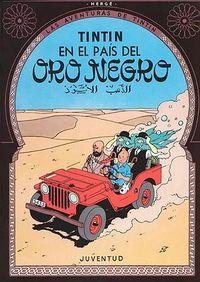 Tintin en el pais del oro negro(rtc)