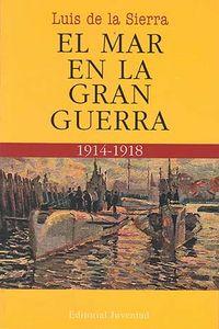 Mar en la guerra(1914-1918)
