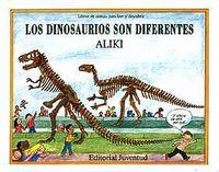 Dinosaurios son diferentes