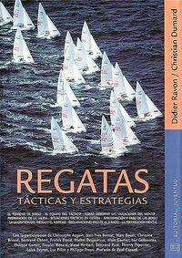 Regatas tacticas y estrategias