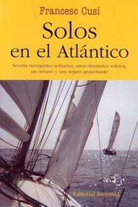 Solos en el atlantico
