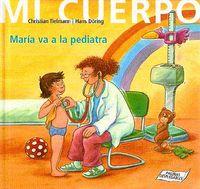 Maria va a la pediatra
