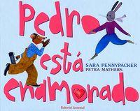 Pedro esta enamorado