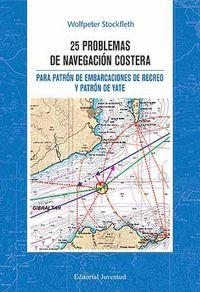 25 problemas de navegacion costera