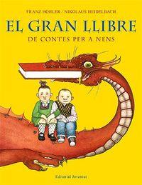 Gran llibre de contes per a nens,el