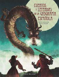 Cuentos y leyendas de la geografia española