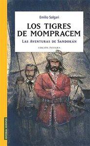 Tigres de mompracem, los. aventuras de sandokan
