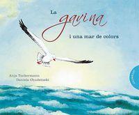 Gavina i una mar de colors,la