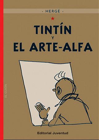 Tintin y el arte alfa