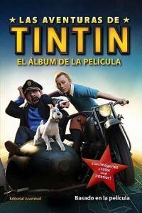 Album de la pelicula,el tintin