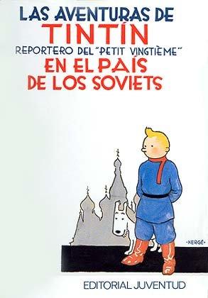 Tintin en el pais de los soviets