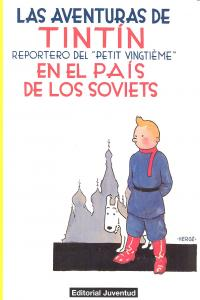 Tintin en el pais de los soviets rtca