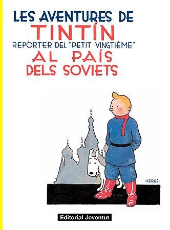 Tintin al pais dels soviets - catala