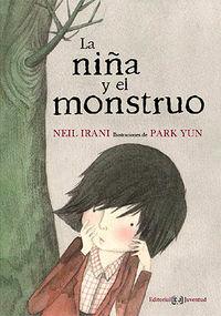 Niña y el monstruo,la