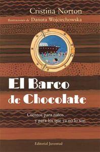 Barco de chocolate cuentos para niños,el
