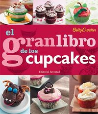 Gran libro de los cupcakes