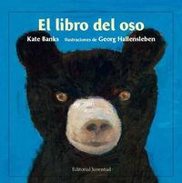 Libro del oso,el