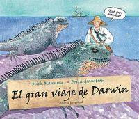 Gran viaje de darwin,el