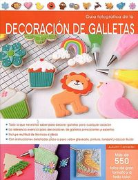 Guia fotografica de la decoracion de galletas