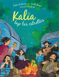 Kalia bajo las estrellas