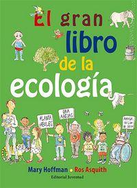 Gran libro de la ecologia,el