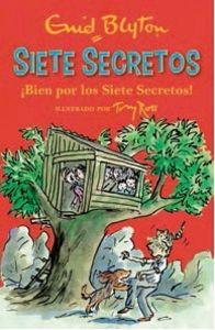 Molt be, set secrets!