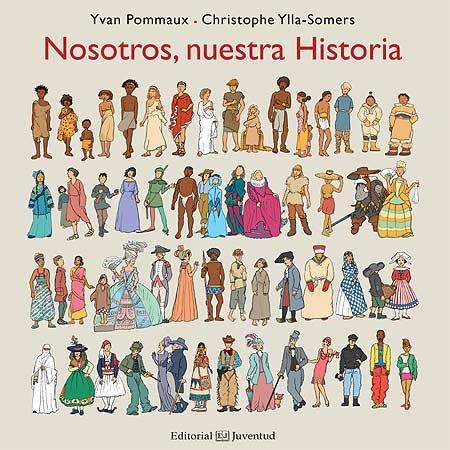 Nosotros nuestra historia