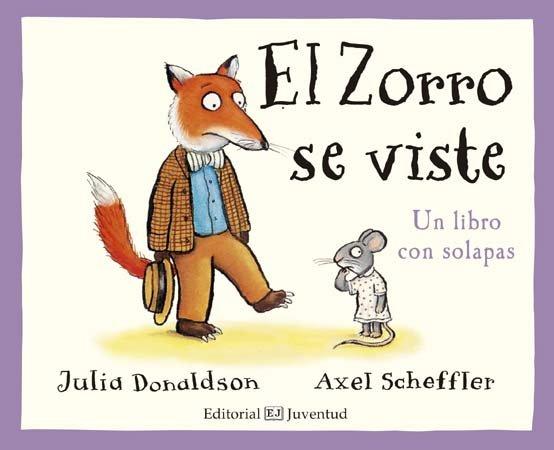Zorro se viste,el