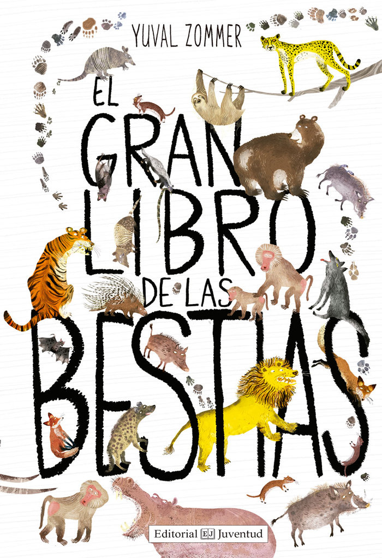 Gran libro de las bestias,el