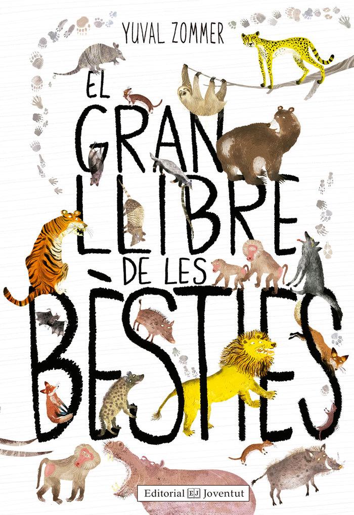 Gran llibre de les besties,el