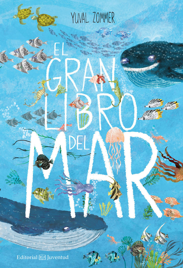 Gran libro del mar,el