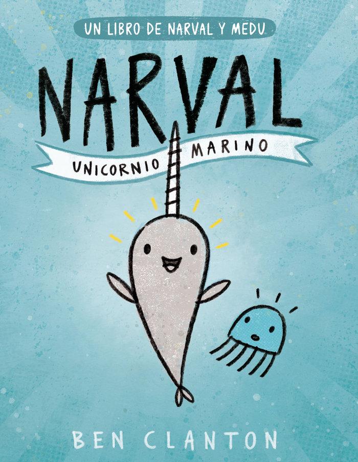 Narval unicornio marino
