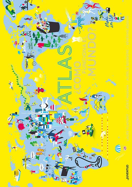 Atlas como funciona el mundo